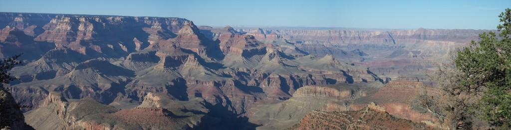 Grand Canyon Abends