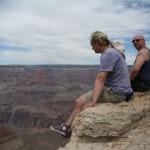 Abgrund Grand Canyon