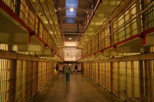 Zellenblock Alcatraz